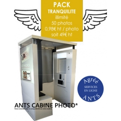 PACK ANTS CABINE PHOTO