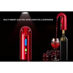 Distributeur Automatique  de Vin Multi-Smart Verseur Rechargeable