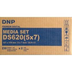KIT PAPIER DNP POUR DS620